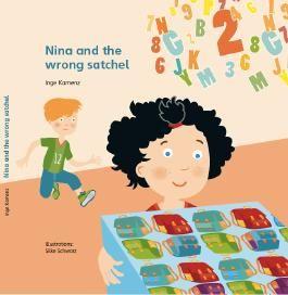 IK-satchel_Chroma-Wortwerk-Verlag Kinderbuch: Nina and the wrong satchel