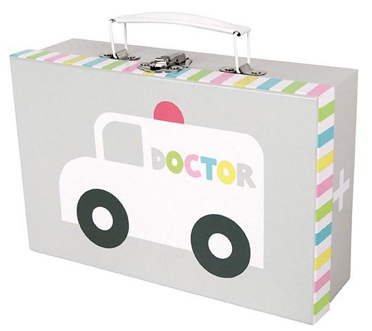 JaBaDaBaDo Doktor Spiel-Set im Koffer