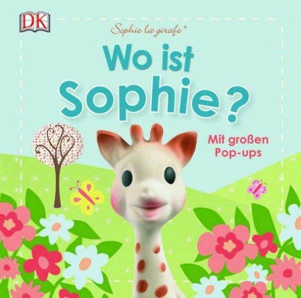 Sohie la girafe: Wo ist Sophie? Bilderbuch PopUp