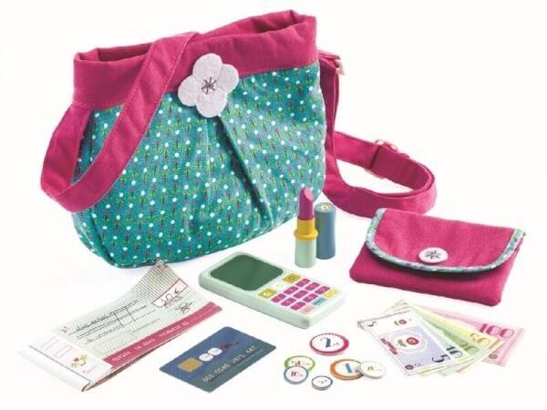 Djeco Handtasche mit Zubehör