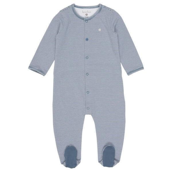 Koeka Baby Strampler Elwyn Stormy Blue