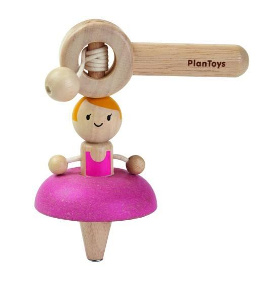PlanToys Kreisel Balletttänzerin