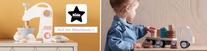 Wunderschöne Wohnzimmereinrichtung von Kids Concept online kaufen bei picaboo.de.