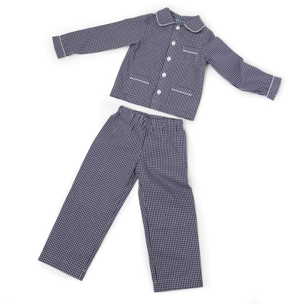 Le Petit Beurre Pyjama Vichy Karo Mariene