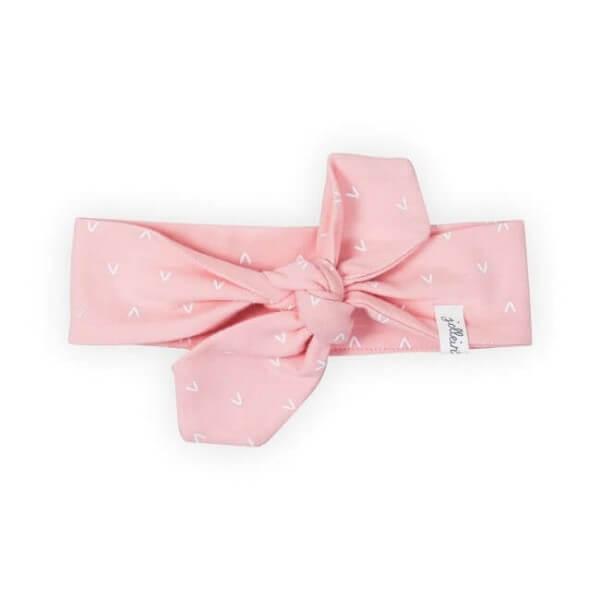 Jollein Haarband Hearts soft pink