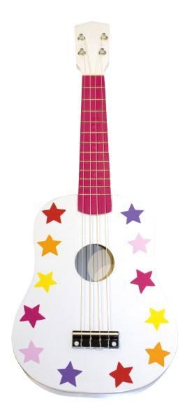 JaBaDaBaDo Kinder Gitarre Pink