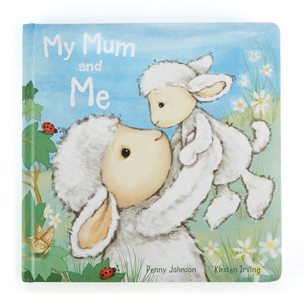 Jellycat Buch My Mum And Me