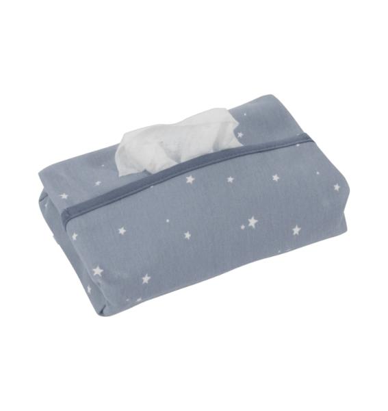 Little Dutch Feuchttücher-Bezug Liztle Stars Blue
