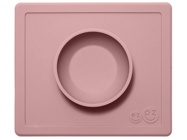 Ezpz The Happy Bowl Schale Rosa
