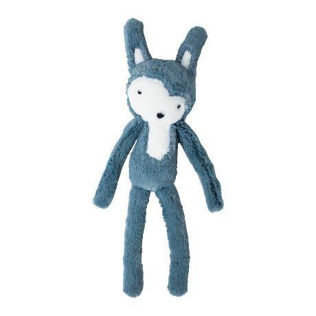 Sebra Plüschtier Kaninchen wolkenblau
