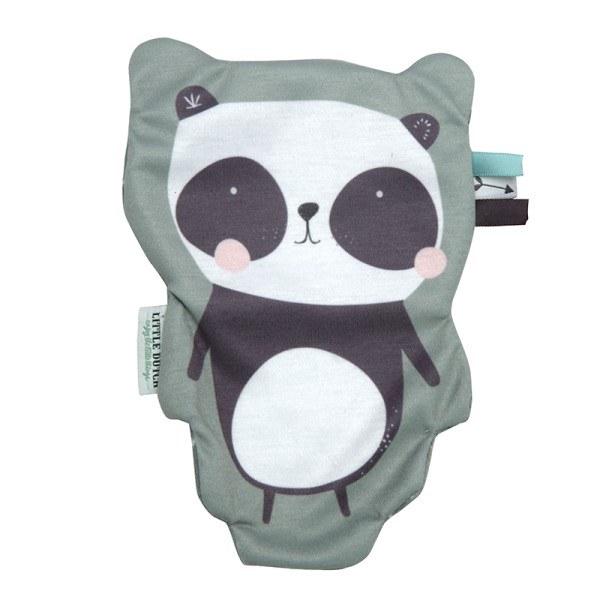 Little Dutch Knistertuch Panda Adventure Mint