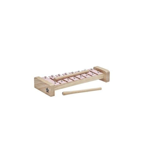 Kid's Concept Xylofon Pastell Rosa