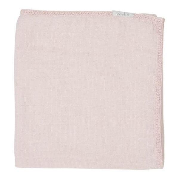 Koeka Spucktuch Old Baby Pink