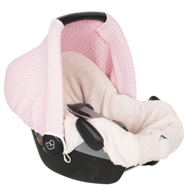 Koeka Sonnenschutzdach Maxi Cosi Pink