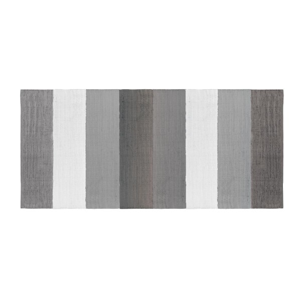 Sebra Webteppich Grau