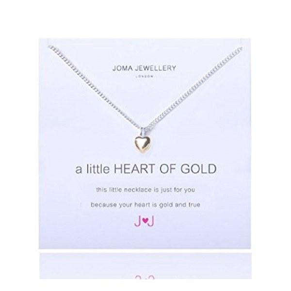 "Joma Jewellery Kette ""A little HEART OF GOLD"""