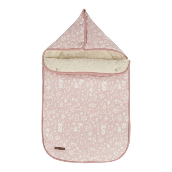 Little Dutch Fußsack Adventure Pink