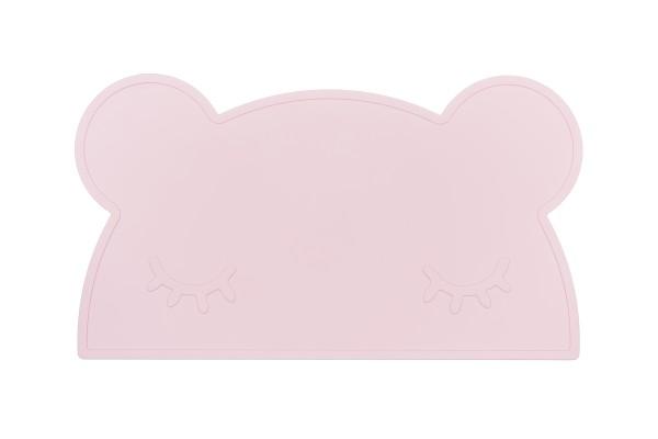 We Might Be Tiny Platzset Bär rosa