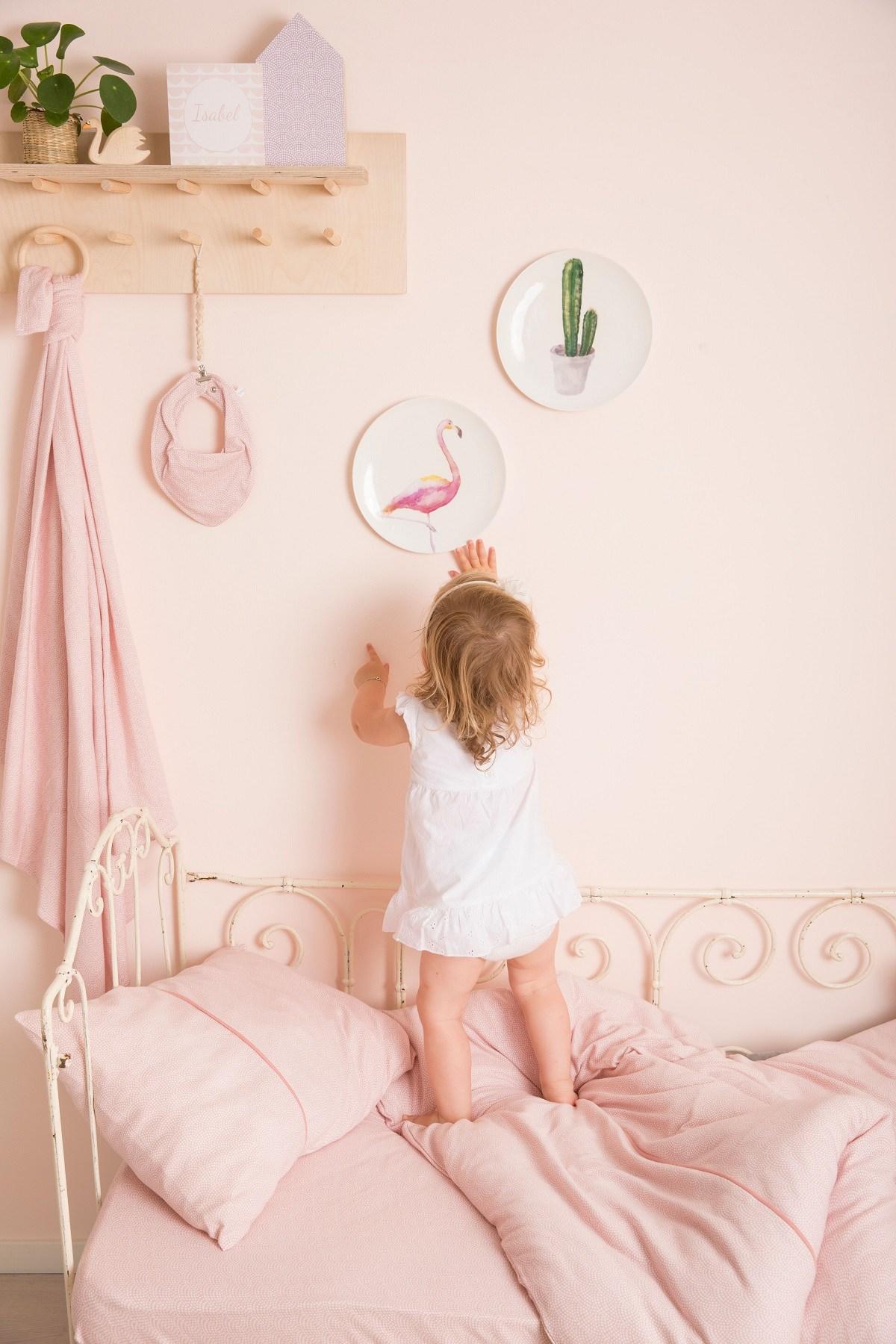 b93704925d4aa1 Little Dutch Bandana Lätzchen Pink Waves   online kaufen bei picaboo ...
