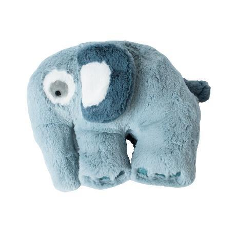 Sebra Plüschtier Elefant wolkenblau