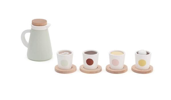 Kids Concept Kaffee und Tee Set aus Holz