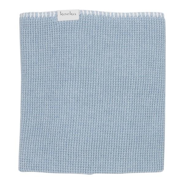 Koeka Decke Vizela soft blue