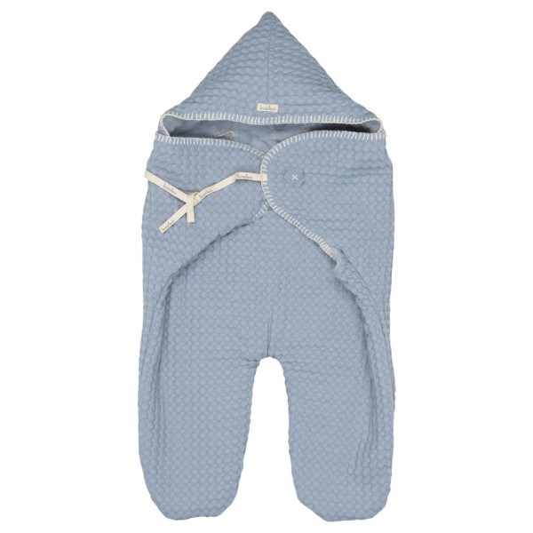 Koeka Wickeltuch Wrapper Antwerp soft blue
