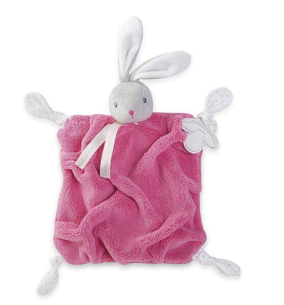 Plume Schmusetuch Hase pink rosa, Kaloo