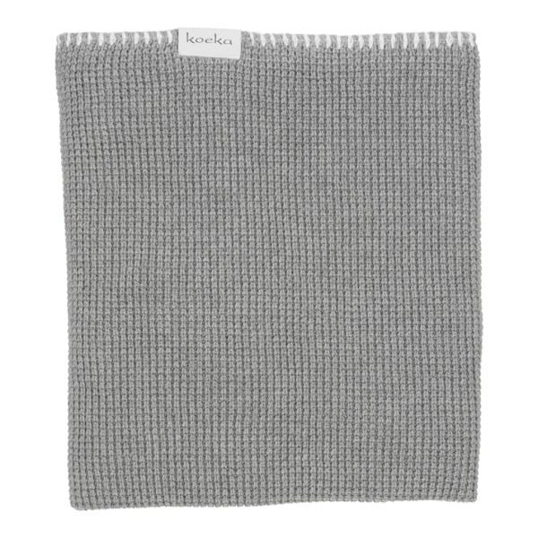 Koeka Decke Vizela grey