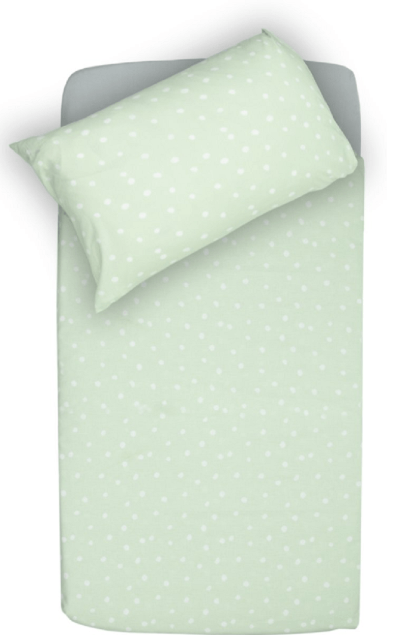 Tolle Kinderbettwäsche In Mint Von Little Lemonade Picaboode