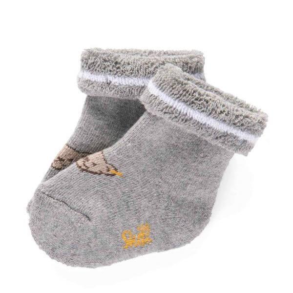 Steiff Socken in grau Gr:13-14