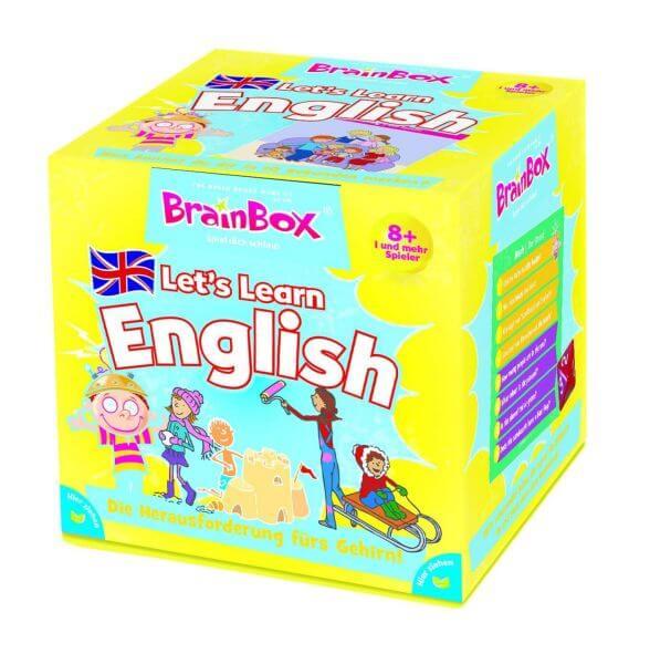 Brainbox Let´s Learn English