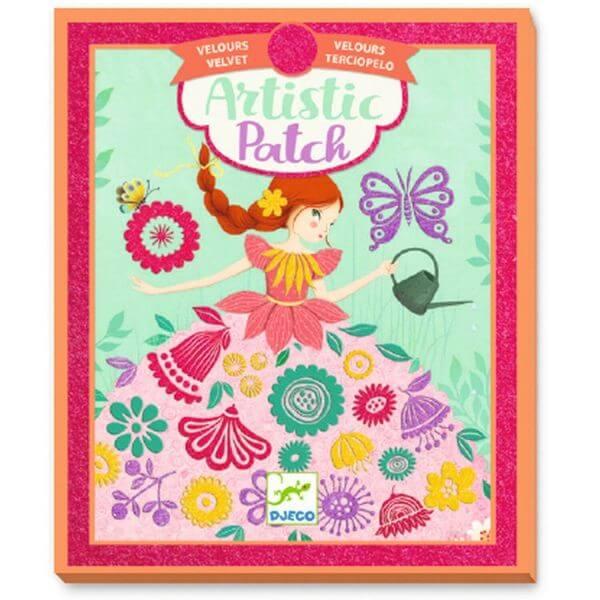 Djeco Artistic Patch: Kleine Ladys