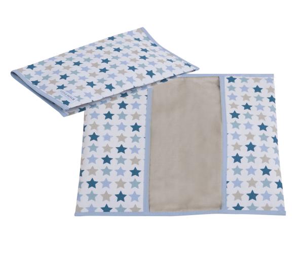U-Heft Hülle mixed stars mint