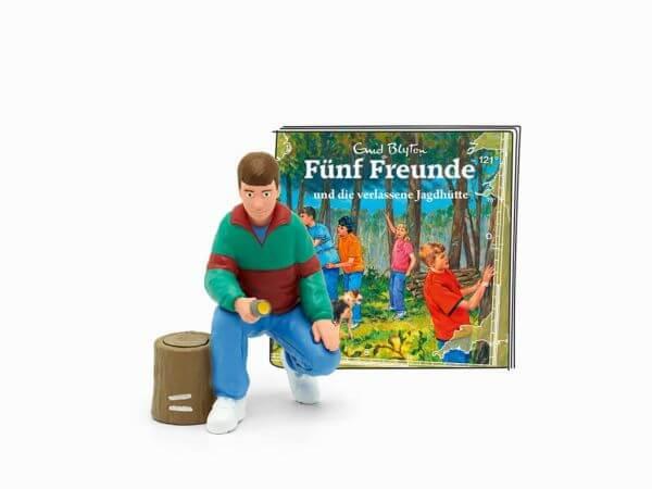 Tonies Hörfigur Fünf Freunde und die verlassene Jagdhütte_TON01-0196