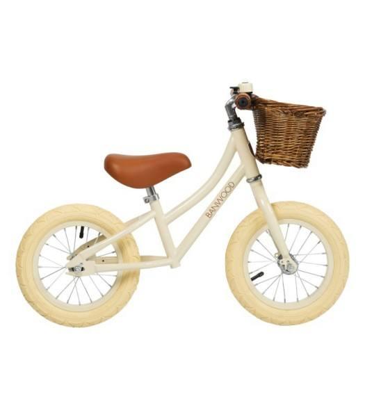 Banwood Laufrad First Go Cream 2,5 - 5 Jahre