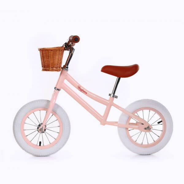 Baghera Vintage Laufrad rosa 3 - 5 Jahre_BAG862