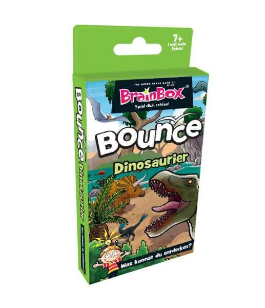 Brainbox Bounce Dinosaurier