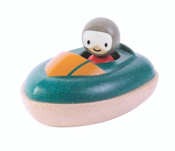 PlanToys Badespielzeug Schnellboot
