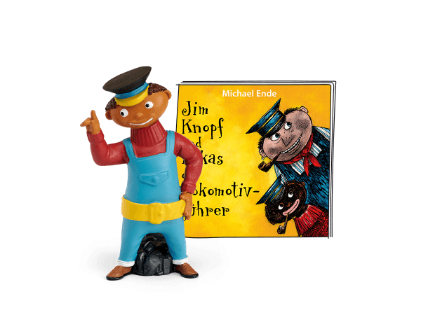 Tonies Hörfigur Jim Knopf - Jim Knopf und Lukas der Lokomotivführer