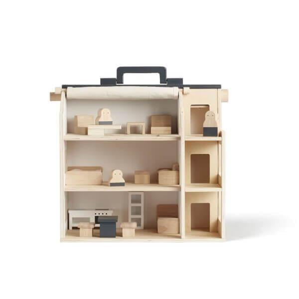Kid's Concept Puppenhaus tragbar Aidan
