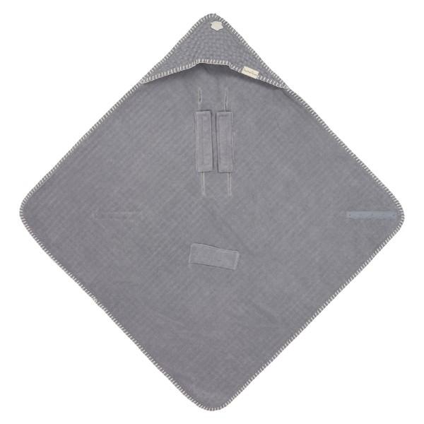 Koeka Wickeltuch Antwerp Silver Grey